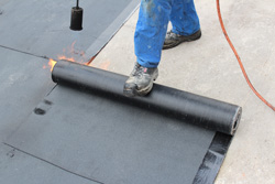 Residential and commercial flat roofs in CT, RI, and MA
